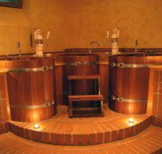 Pivní Lázné ZOTO | Wooden Beer Vats