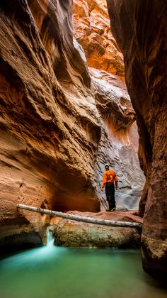 Zion Virgin Narrows Photo Tips and Guide: What to expect and how to get the best shots at this iconic location. Info about gear, specific techniques & more!