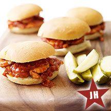 WeightWatchers.com: Weight Watchers Recipe - Barbecued Pork Sandwiches