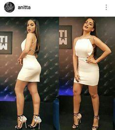 Vestido lindo pra festa #anitta