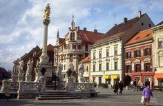 Maribor, Slovenia, European Capital of Cultures of 2012