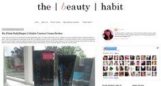 The #Beauty #Habit product Review of the #BodyShaper #Cellulite Contour Creme #Skincare