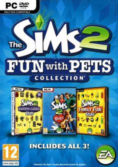 Which Sims 2 expansion Pack is Best?