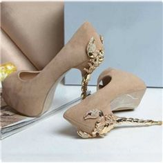 Ericdress Special Fashion High-heel Sandals with Rhinestone⊰⊹✿  http://www.ericdress.com/list/cheap-stiletto-sandals-101991/17/