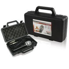 Micrófono dinámico con funda KN-MIC50C Micrófonos inalámbricos / con cable PC Imagine #microfono