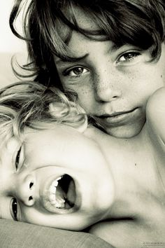 "500px / Photo ""Portrait b"" by raquel lopez-chicheri  Photography, black and white, b, boy, kids, boys, family,"