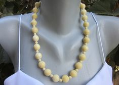 Pearl Necklace, Pearls, Natural, Shop, Vintage, Jewelry, String Of Pearls, Jewlery, Jewerly