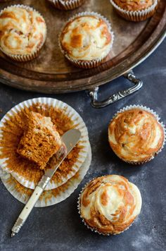 Discover the delight of pumpkin in pastries this holiday season. Instead of pumpkin pie, change things up with pumpkin muffins and eclairs meat for chilly days. For more ideas on how to use the classic flavor of pumpkin in new ways, head to Domino.