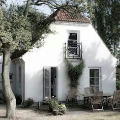 Dutch home on the country side...