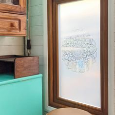 @tinysalon loves how this mandala film provides a touch of privacy. 👀 #WindowFilm Window Stickers, Wall Stickers, Window Privacy, Best Windows, Window Film, Mandala, Touch, Glass, Photos