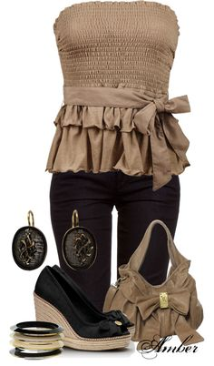 """Bermuda Shorts"" by stay-at-home-mom on Polyvore"