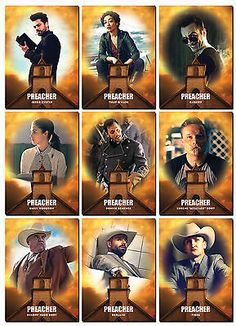 AMC-PREACHER-Season-1-10-Card-PROMO-Set