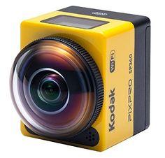 Kodak PIXPRO SP360 Action Cam with Explorer Accessory Pac...