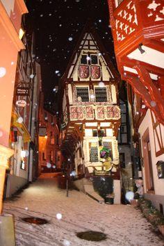 Like a Fairytale Town ~ Bernkastel-Kues, Germany