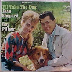 Jean Shepard, Ray Pillow - I'll Take The Dog (1966)