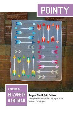Pointy Quilt Pattern