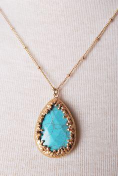 Treasure Island Necklace