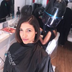 Our client, Claudia, with a brand new #look for the #summer <3 #SparkleBeautyParlor #SBP #NYC #HairSalon #Bob #Hair #HairTransformation #HairSalon #Manhattan #EastHarlem #HairCut #HairStyle #NYCLife #Balayage #HairColor #instahair #instagood #brunette #gorgeous #hair