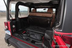 jeep wrangler interior - Google Search