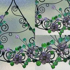 glass marble art