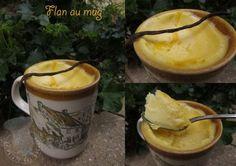 """750g vous propose la recette """"Flan au mug"""" notée 4/5 par 122 votants."""