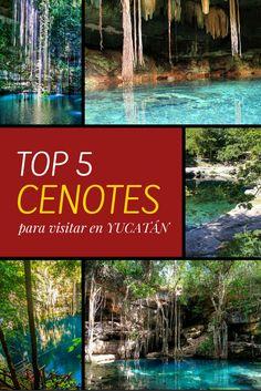 Los cenotes eran considerados entradas al inframundo