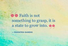 Faith via Just a Carolina Girl ♥