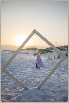 family beach pictures, sunset pictures,   family poses, little girls, colorful family pictures, destin, baby   girls