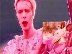 Behind The Scenes - Ashes To Ashes (David Bowie) - YouTube