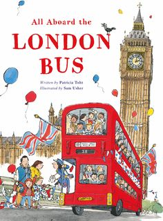 Board the bus and see the sites! Clever poems combine with stellar illustrations to introduce kids to the capital city.