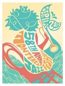 Enjoy the 85th annual Monterey Jazz Festival this weekend, Sep 18-20th.    #bayarea #bayareaevents #jazz