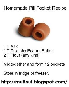 This would be good for my cat! lol  Pill pockets DIY for dogs
