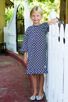 Fiona Dress | Ava Rose Designs