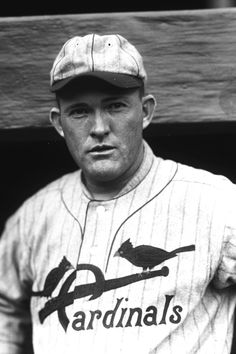 The Cardinals didn't win any championships before 1926, but they still had some great teams and terrific players like Jim Bottomley, Jack Fournier, and Rogers Hornsby.