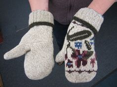 The DIY Sweater Mitten Making Mansion and Tutorial: A Blast From the Past: 2012   The Renegade Seamstress Renegade Seamstress, Work Boot Socks, Sweater Mittens, Knit Sneakers, Cool Sweaters, Refashion, The Past, Mansions, Sewing