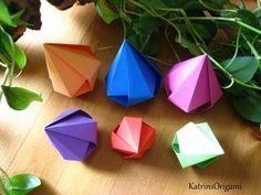 Origami ✲ Windeggo ✲ Spinner