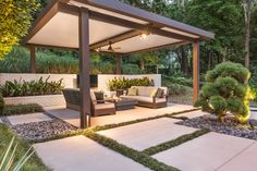 Landscape Architecture, Design, and Installation Landscape Design, Garden Design, House Design, Landscape Architecture, Backyard Patio, Backyard Landscaping, Outdoor Toilet, Garden Bar, Outdoor Seating Areas