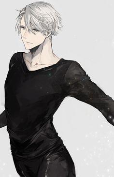 Yuri!!! On Ice, Victor Nikiforov
