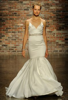 Alvina Valenta Fall 2014 Wedding Dresses