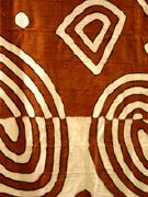 African textiles are the major form of expression that Africans use to define themselves Tribal Patterns, Textile Patterns, Textile Design, Floral Patterns, African Textiles, African Fabric, Peruvian Textiles, Art Tribal, Contemporary African Art