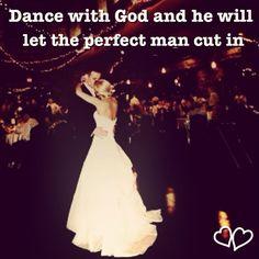 dance with God