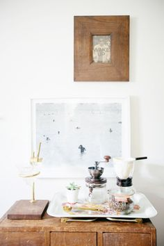 A Beautifully Decorated Rental | lark & linen