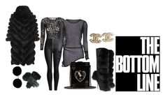 """Winter Diva"" by crownedperfection on Polyvore featuring Harrods, NLY Trend, Chanel, Jimmy Choo and Miu Miu"