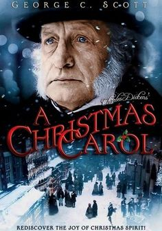 A Christmas Carol best Christmas Carol with George C Scott. They have had so many, but he is such a great actor, that is what made this one the best.