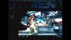 Gameplay SHADOWGUN  на Acer Iconia Tab A100 (+playlist)