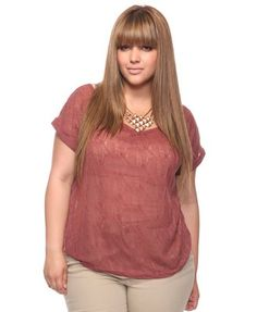 love the color forever 21 plus size