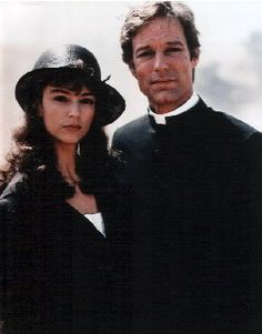 Richard Chamberlain and Rachel Ward reunited to talk about The Thorn Birds