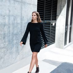 Shop new arrivals here > www. Winter Looks, Dresses With Sleeves, Long Sleeve, Sweaters, Shopping, Style, Fashion, Swag, Moda