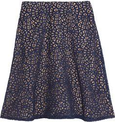 #net-a-porter.com         #Skirt                    #Carven�|�Cotton-blend #lace #skirt�|�NET-A-PORTER.COM                        Carven�|�Cotton-blend lace skirt�|�NET-A-PORTER.COM                           http://www.seapai.com/product.aspx?PID=809857