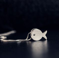 Cute Fish Style Necklace //Price: $15.95 & FREE Shipping //     #necklace #glam   Cute Fish Style Necklace